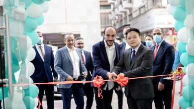 Photo of Hisense's First Exclusive Showroom Opens in Dubai
